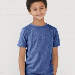 6191 Youth Harborside Mélange T-Shirt Thumbnail